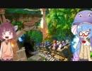【Planet Coaster】 ウナきりランドを作ろう!!! Part2 ~ずんだ教は世界を救うのか?~  【VOICEROID実況】【東北きりたん実況】【音街ウナ実況】