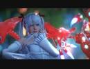 MarieRoseで「気まぐれメルシィ」楽曲:八王子P様 歌ってみた【柿チョコ様】モーション:moka様(o^―^o)ニコ