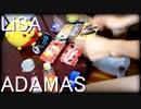 「ADAMAS」を家にあったゴミで叩いてみた【LiSA / ソードアート・オンライン アリシゼーション OP】