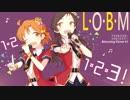 【#765BNF】ミリオンBCかなしほ L・O・B・M ピアノアレンジ【しんたぬP】