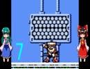 ゆっくりによるレトロゲーム実況ロックマン3part7(ボス戦バスター縛り)