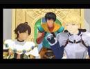 【Fate/MMD】蒼銀剣弓騎がエアボに挑戦するようです
