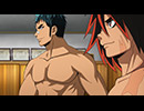 TVアニメ「火ノ丸相撲」 第三番「草薙剣」