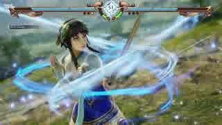 Soul Calibur VI :: Versus Battle: Xianghua vs. Azwel