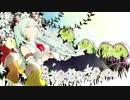 【オリジナルMV】白い雪のプリンセスは 歌ってみました ★合羽★