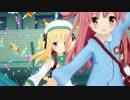 【MMD御金せびり】せびり&ポトワトサラミ「金星のダンス」720p【××】