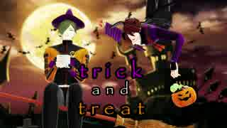 【MMD刀剣乱舞】trick and treat【古備前】