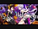 【ロボ子さん×樋口楓】Happy Halloween 【歌ってみた】