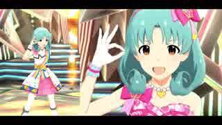 【ミリシタMV】ジレるハートに火をつけて まつり姫ソロ&ユニットver