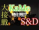 【CoD:BO4】亀がマルチ忍び込む~S&D~#1【KaMe】