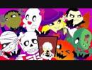 【初音ミク】Knock! the Halloween!【オリジナル曲・MV】