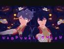【MMDあんスタ】Happy Halloween【王子組/朔間兄弟】
