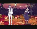【にじさんじMMD】シスターとピエロで骸骨楽団とリリア【にじさんじSEEDs】
