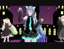 【MMD】Happy Halloweenを踊ってもらった
