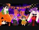 【歌之助 & にゃりばー】   Happy Halloween   ♂♀高校生2人でワイワイ歌ってみた