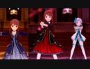 ミリシタ MV「ラスト・アクトレス」田中琴葉 4凸衣裝 ミリオン座ドレス(ユニット ソロ 1080p 60fps)