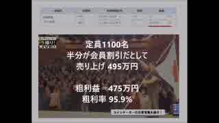 青山繁晴先生の「独立講演会」は毎月奇跡のタイミングで開催!(途中から大喜利のような展開)