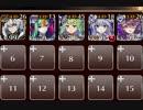世界樹の異変 神級☆3【ケラ王子+未覚醒イベユニ×5】少人数編