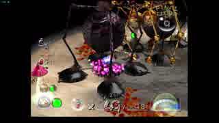 ピクミン2 【改造】 改造した洞窟を必死に攻略 part8