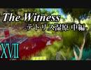 【The Witness】孤島でパズルを解きまくろう!#17-テトリス湿原 中編-【ゆっくり実況】