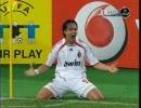 チャンピオンズリーグ2006-2007決勝 インザーギゴール ミランVSリバプール