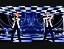 【MMDあんスタ】輪舞-revolution【月永と瀬名】