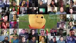 【KH3海外の反応】キングダムハーツ3 くまのプーさん参戦PVを見た海外の反応まとめ【キングダムハーツ3 KINGDOM HEARTS III】