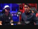 RedBullKUMITE2018 スト5AE 1回戦 Luffy vs ガチくん