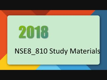 real questions for passing fortinet nse8 810 exam nicozon