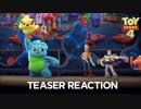 映画『Toy Story 4/トイ・ストーリー4』特報 #2