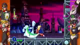 【ニコ生アーカイブ】 ロックマンX5-ゼロ編-をだらだらプレイ前半