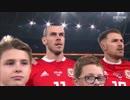 18-19 ネーションズリーグ《リーグB》[グループ4・第5節] ウェールズ vs デンマーク (2018年11月16日)