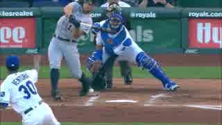 【MLB】メジャーの変化球がエグ過ぎて振らなかったら死球だったんで集