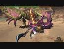 【MHF-Z】第134回韋駄天杯【辿異棘竜討伐!】 狩猟笛部門