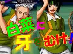 【最強チーム】束縛されたがりマンが自分のチームでイケメン共を束縛するpart.4【テニスの王子様】