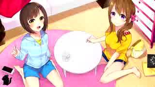 【バイノーラル6音】ユツキと姉の両耳同時耳かきボイス【イヤホン推奨】