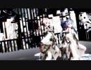 【Ray MMD】LUVORATORRRRRY! Tda式改変 重音テト 初音ミク  Japanese Kimono