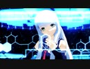【MMD】蒼き鋼のRainbow【ARIA】1080p対応