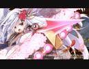 【城プロ音楽変更動画】【赤き脅威と諏訪の浮城 -絶弐- 難しい】に遠距離城娘たちで挑戦