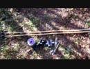 (網猟テスト回)(ゆかマキ解説)変態忍者の、狩猟&有害鳥獣駆除従事活動記・その55