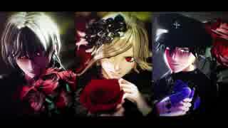 [Fate/MMD] アヴェンジャーお二人とライダーさんのSCREAM あああああ( ゚Д゚)! [1080p]