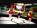 【第10回東方ニコ童祭Ex】マイルームディスコナイト【そばかす妹ちゃんズ】