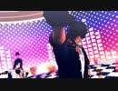 【MMD】大倶利伽羅&鶴丸国永withDでイレヴンレイヴガール【Seta伽羅2周年】