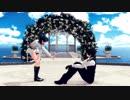 【MMD刀剣乱舞】 エンゼルフィッシュ【rk式太鼓鐘貞宗・sam式燭台切光忠】