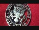 アメリカのコインをペンダントトップにⅡ