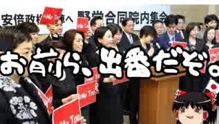 【ゆっくり保守】社民党女性議員が左翼リベラル()ジジィのセクハラ、粘着が原因で引退。