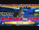 【マリオカート8DX】マリカ実況者vsポケカ実況者 1GP目【愛の戦士視点】