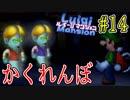 【ルイージマンション】かくれんぼやろうぜぇ~!!シリーズ初プレイで実況するぜ!! Part14【3DS】