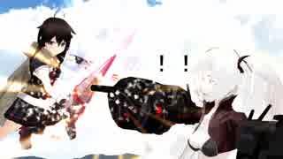 【艦これ】 艦娘戦記 QW PHASE-03【MMD