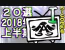 2018年上半期ニコマス20選まとめ動画vol.1